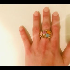 Coach (Limited Edition) Gold Ring